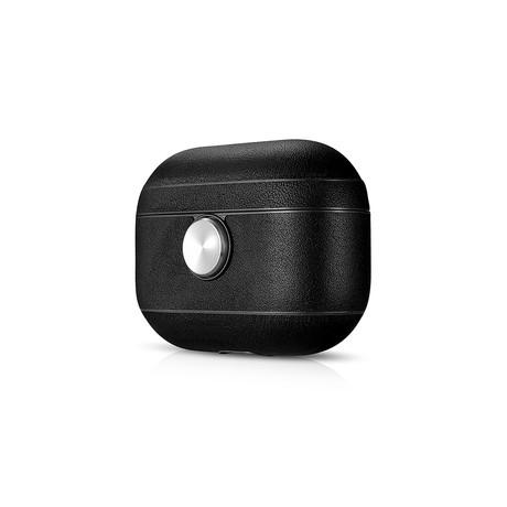 ZenPod Pro // Black + Silver Spinner