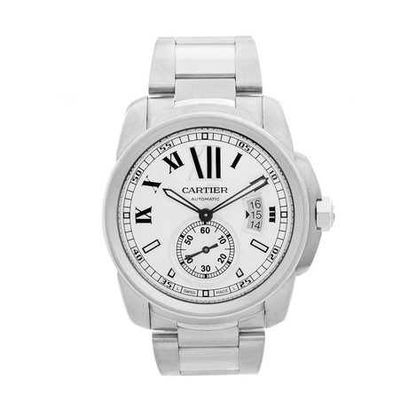 Cartier Automatic // W7100015 // Pre-Owned
