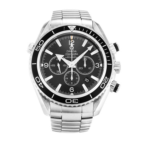 Omega Seamaster Planet Ocean Chronograph Automatic // O2210-50 // Pre-Owned
