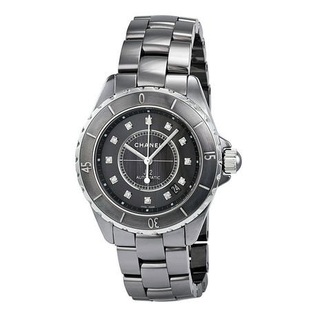 Chanel J12 Automatic // H3242 // Pre-Owned