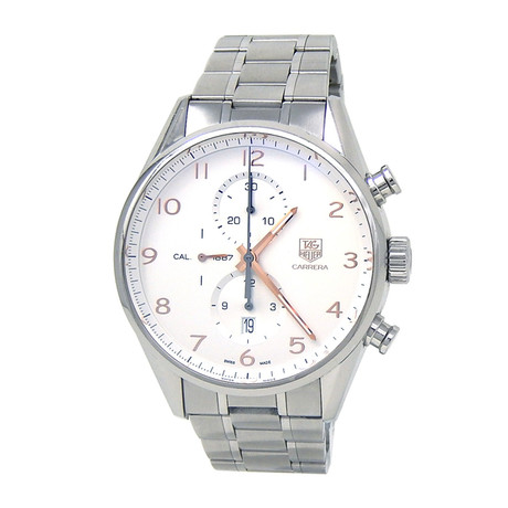 Tag Heuer Carrera Automatic // CAR2012.BA0796 // Pre-Owned
