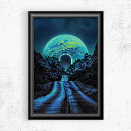 """The Gate (11""""W x 17""""H)"""