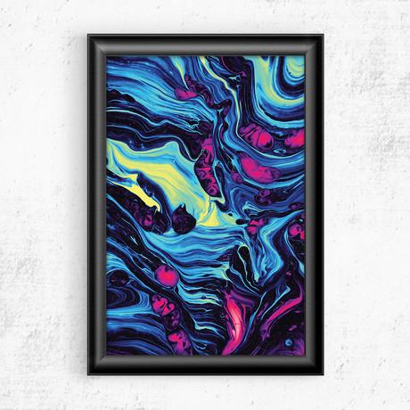 """Underwater (11""""W x 17""""H)"""