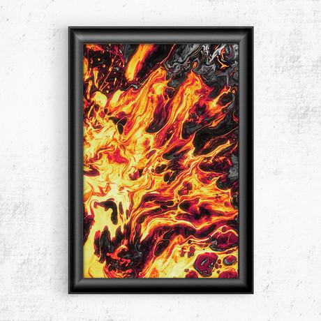 "Phoenix (11""W x 17""H)"