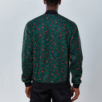Wild Bomber Jacket // Green (M)
