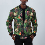 Jungle Bomber Jacket // Green (M)