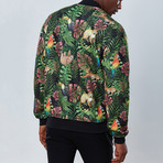 Jungle Bomber Jacket // Green (S)