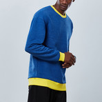 Rodman Sweatshirt // Blue (XL)