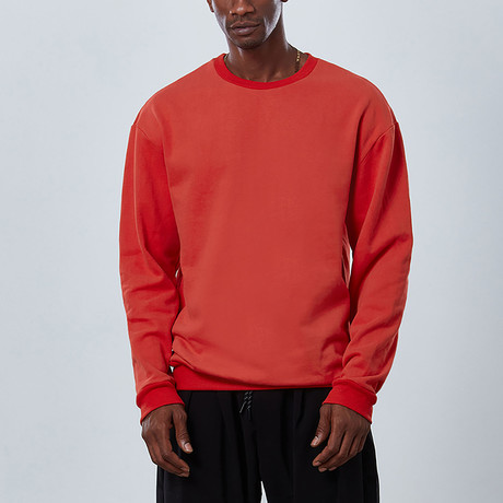 Sleek Sweatshirt // Red (S)