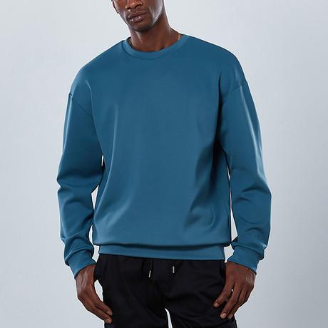 Sky Sweatshirt // Blue (S)