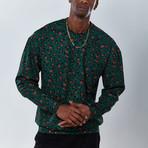 Wild Sweatshirt // Green (S)