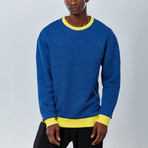 Rodman Sweatshirt // Blue (S)