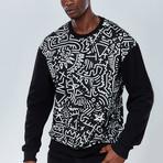 Hypnotic Sweatshirt // Black (S)