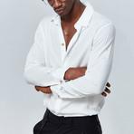Classic Button Down Shirt // White (S)