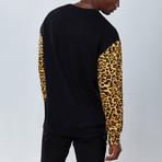 Wild Sleeves Sweatshirt // Black (2XL)