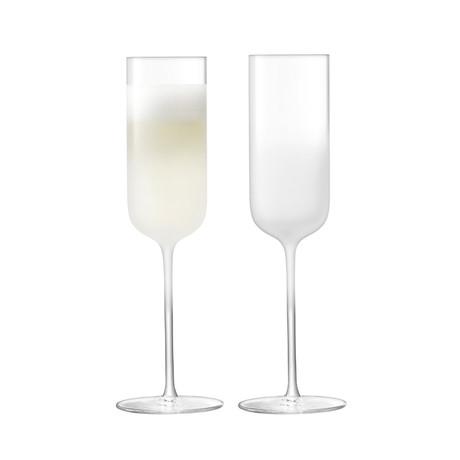Mist Champagne Flute // Set of 6
