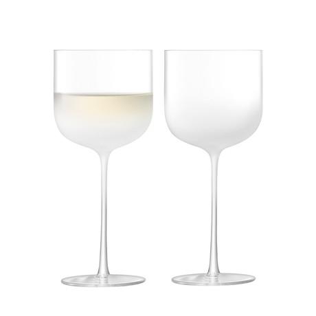 Mist Wine Glass // Set of 6