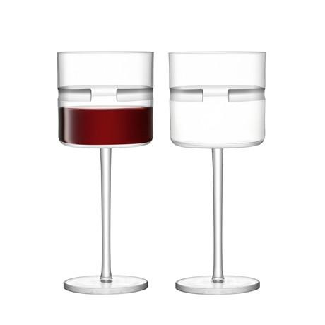 Horizon Red Wine Glass // Set of 4