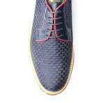 Dante Dress Shoe // Dark Blue (Euro: 46)