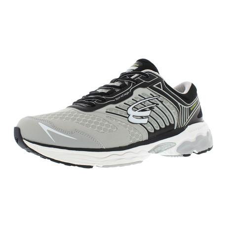 Scorpius Sneaker // Regular Width // Gray + Black + White (US: 7)