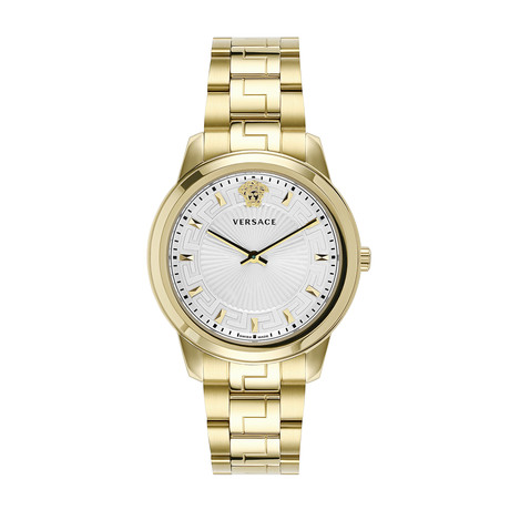 Versace Ladies Greca Swiss Quartz // VEPX00720