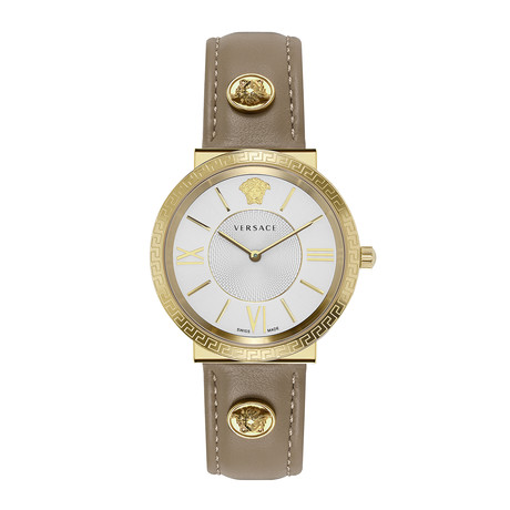 Versace Ladies Glamour Swiss Quartz // VEVE00920