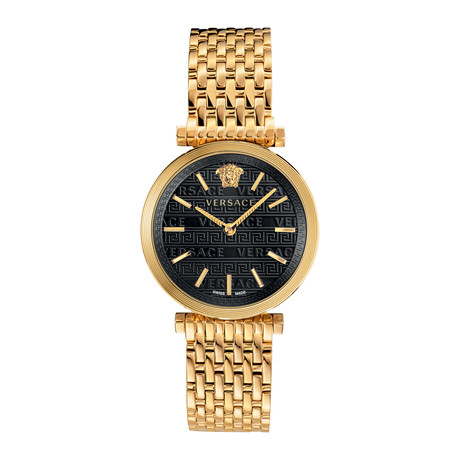 Versace Ladies V-Twist Swiss Quartz // VELS00819