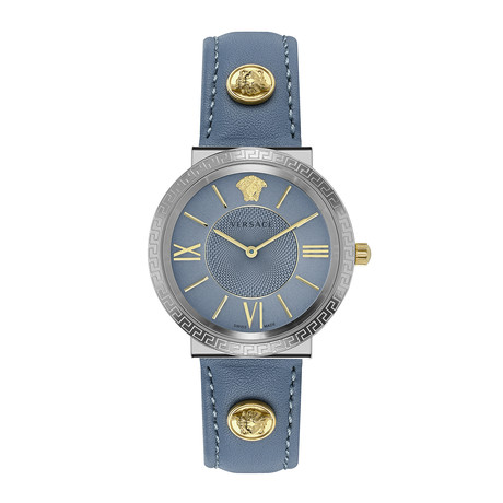 Versace Ladies Glamour Swiss Quartz // VEVE00720