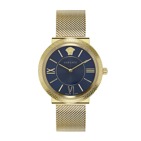 Versace Ladies Glamour Swiss Quartz // VEVE01120