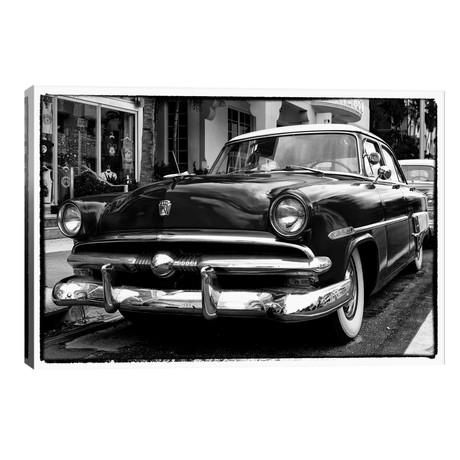 "Classic Ford // Philippe Hugonnard (40""W x 26""H x 1.5""D)"