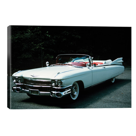1959 El Dorado Biarritz Cadillac Convertible II // Vintage Images