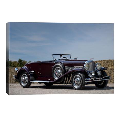 1935 Duesenberg Model J Murphy Convertible Coupe // Unknown Artist