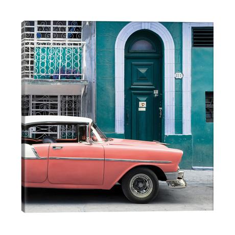 "Classic Car In Havana // Philippe Hugonnard (26""W x 26""H x 1.5""D)"