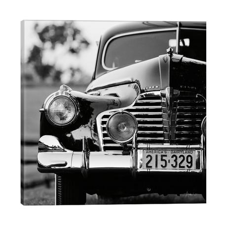"Classic Car I // Aledanda (26""W x 26""H x 1.5""D)"