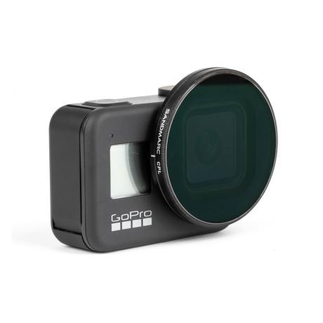 Cinema CPL Filter // GoPro Hero 8
