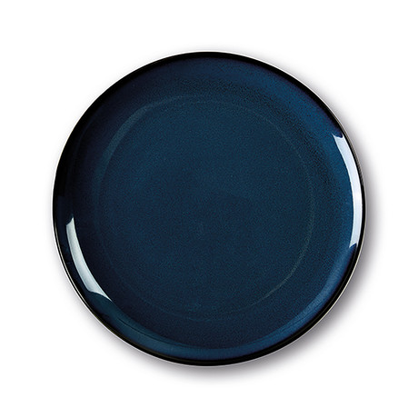 Calido Coupe // Warm Dinner Tray (Dark Ocean Blue)