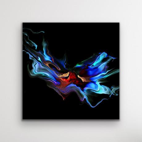 """Nebula (12""""W x 12""""H x 1""""D)"""