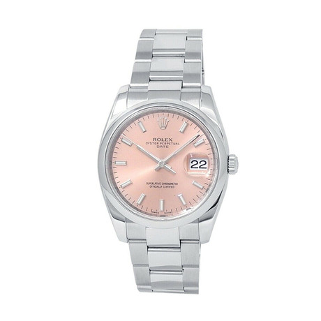 Rolex Date Automatic // 115200 // G Serial // Pre-Owned