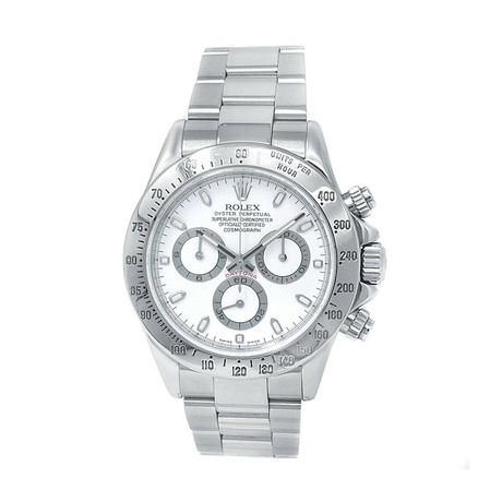 Rolex Daytona Cosmograph Automatic // 116520 // D Serial // Pre-Owned