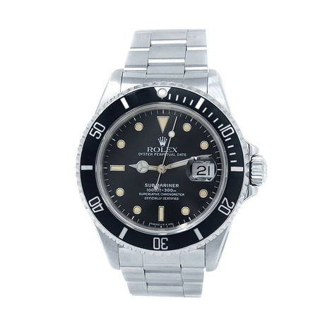 Rolex Submariner Automatic // 16610 // N Serial // Pre-Owned
