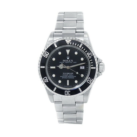Rolex Sea-Dweller Automatic // 16600 // D Serial // Pre-Owned