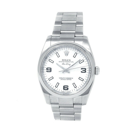 Rolex Oyster Perpetual Air-King Automatic // 114200 // Random Serial // Pre-Owned