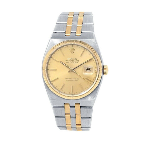 Rolex Datejust Oysterquartz // 17013 // 7 Million Serial // Pre-Owned