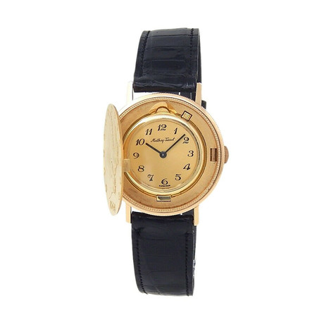 Mathey-Tissot $20 Gold Coin Manual Wind // $20 Gold Coin // Pre-Owned