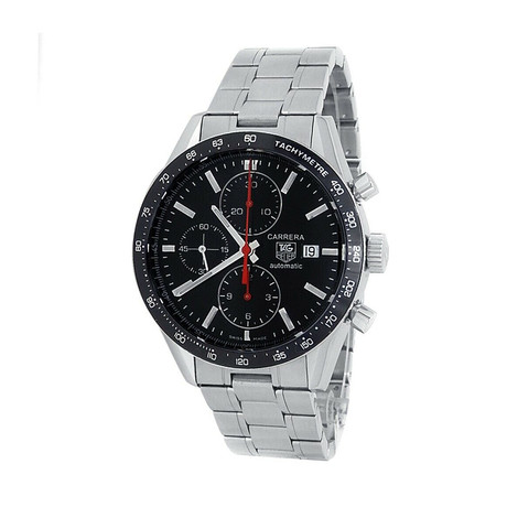 Tag Heuer Carrera Chronograph Automatic // CV2014.BA0794 // Pre-Owned
