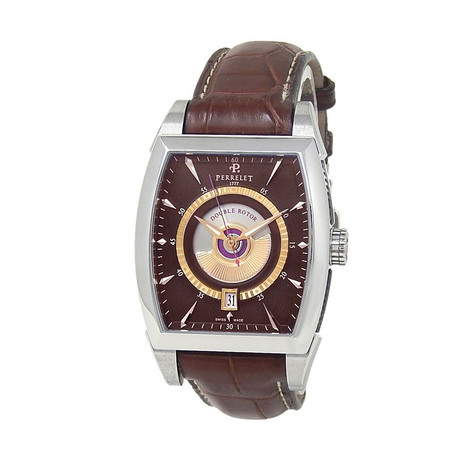 Perrelet Double Rotor Automatic // A1029/5 // Pre-Owned