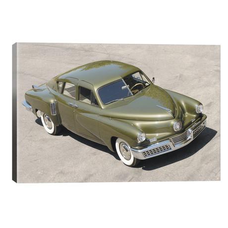 1948 Tucker Sedan // Unknown Artist