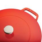 Essential French Oven // 3.75 qt (Graphite Gray)