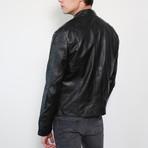 Skywalker Pilot Limited Edition Leather Jacket // Black (S)