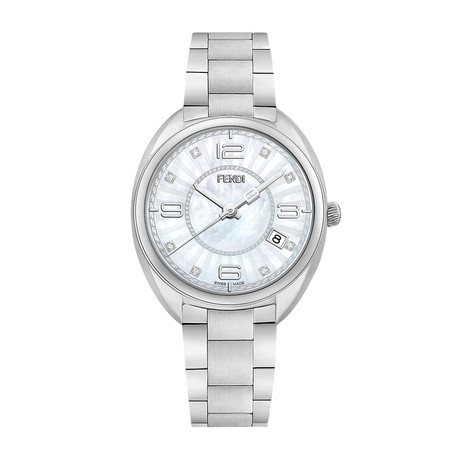 Fendi Ladies Momento Swiss Quartz // F218034500D1